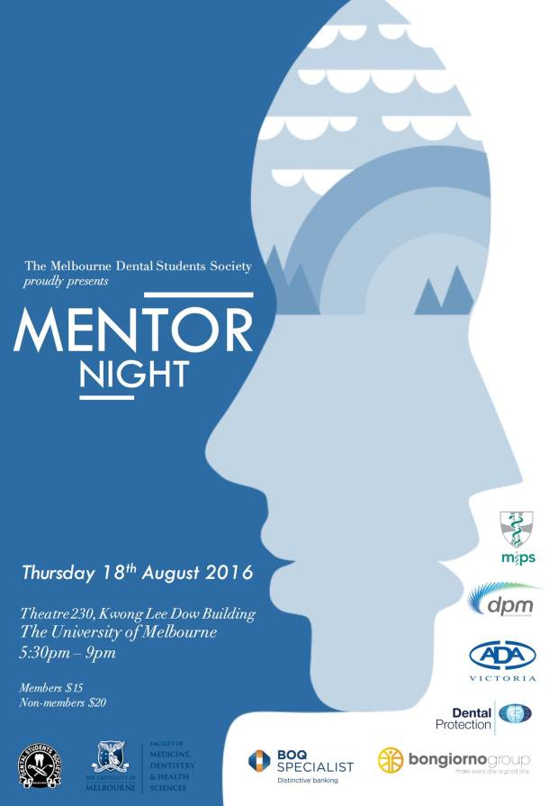 mentor night 2016