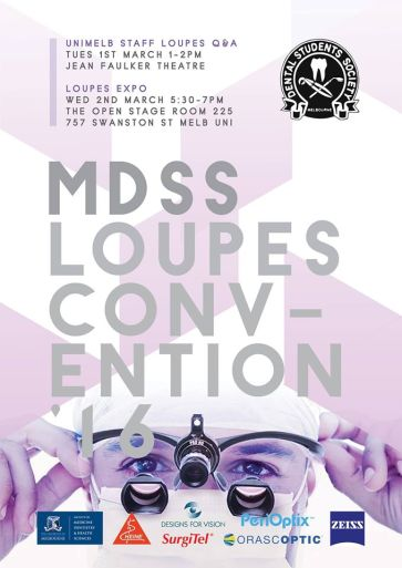 loupes convention